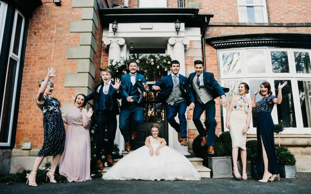 Ashfield House is officially best place to get married in the UK – again!