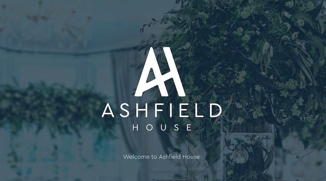 We've had a digital renovation! New website and rebrand for Ashfield House